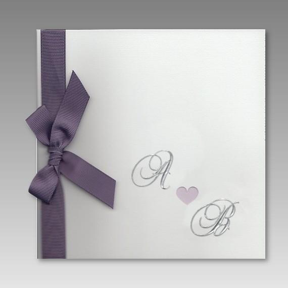 Elegante Einladung Zur Hochzeit