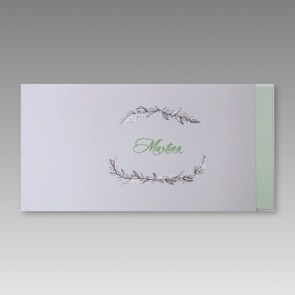 Einladungskarte Konfirmation modern