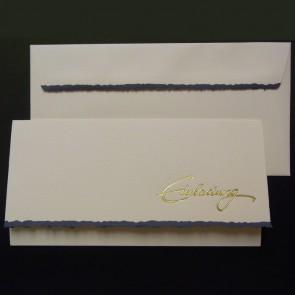 schlichte Einladungskarte voller Eleganz