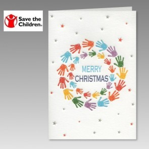 Spendenkarten save the children weihnachtskarten - Weihnachtskarten spendenkarten ...