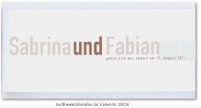 Schön Schlichte Einladung Zur Hochzeit U2013 Hochzeitskarten, Kreative Einladungen