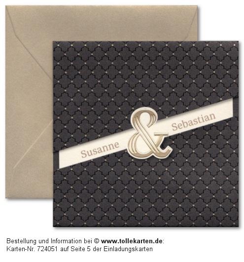 edle Einladung: