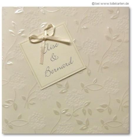 Einladung Hochzeit: