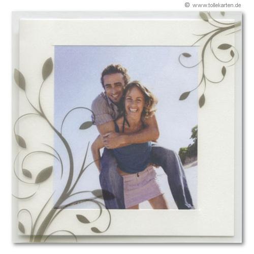 Neue Hochzeitseinladungen mit Ihrem Foto