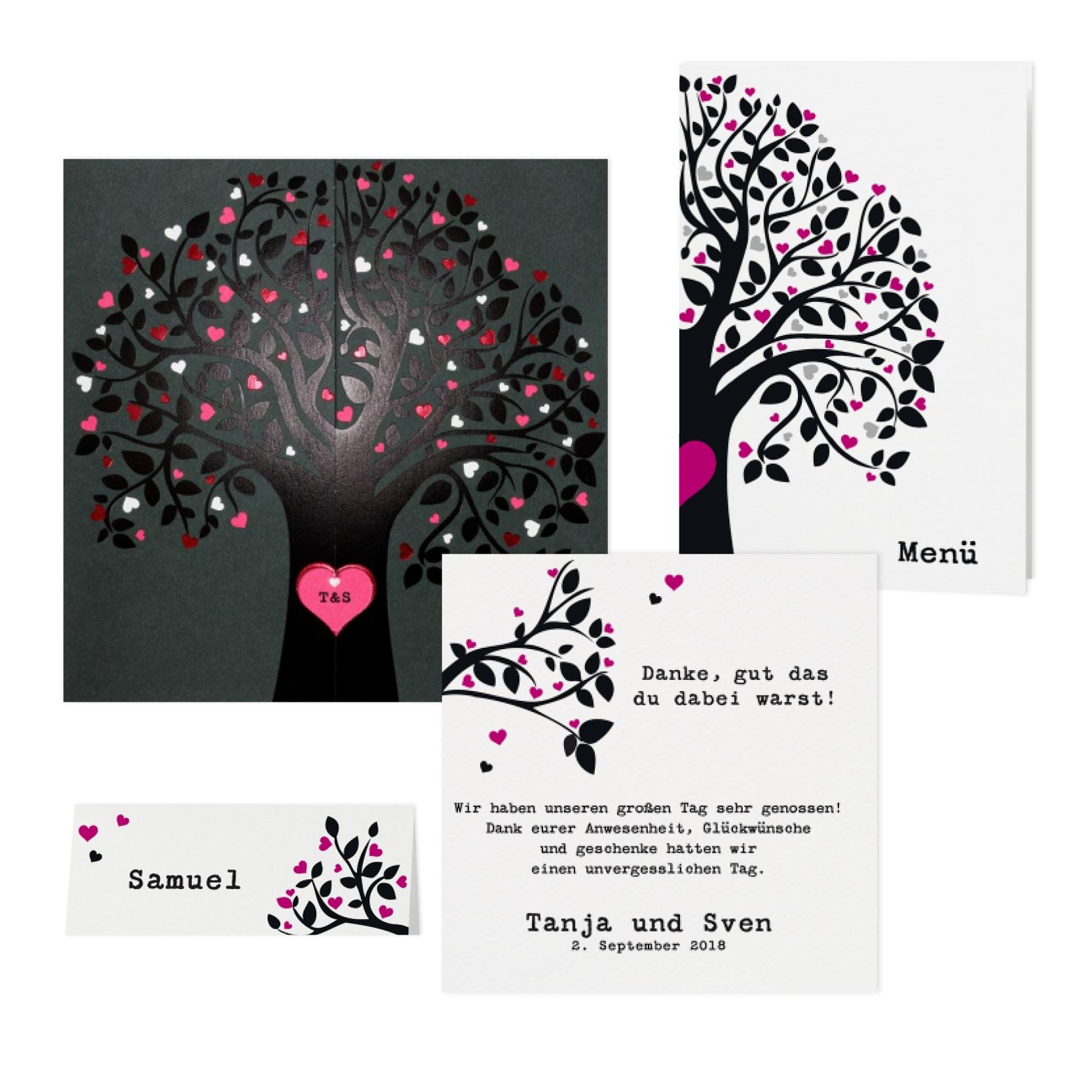 Liebesbaum Serie