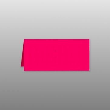 Namenskarte pinkfarben