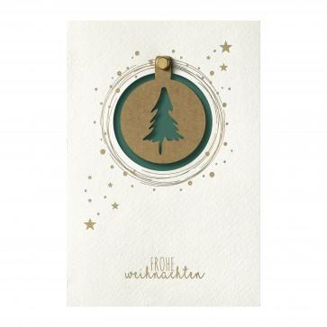 Weihnachtskarte Ansicht