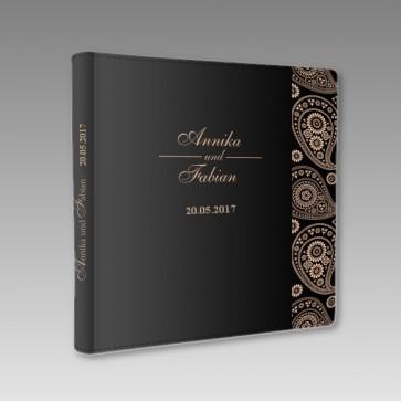 edles Foto- oder Gästebuch zur Hochzeit