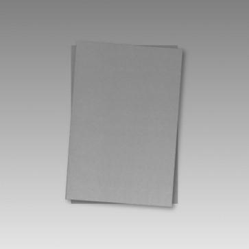 250g Bogen in Silbermetallic