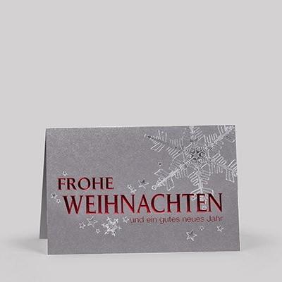 Hochwertige Weihnachtskarten.Hochwertig Rt17006