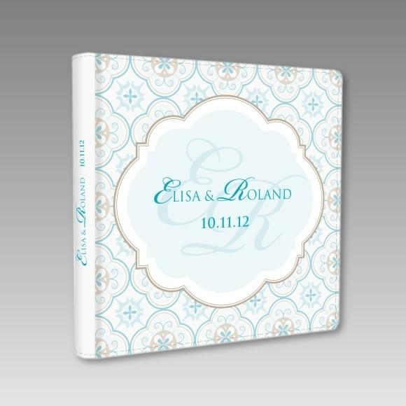 Fotobuch zur Hochzeit im orientalischen Stil