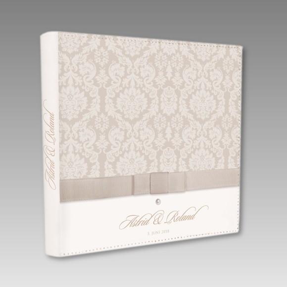individualisiertes g228stebuch hochzeit