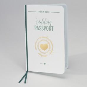 Passport Frontansicht