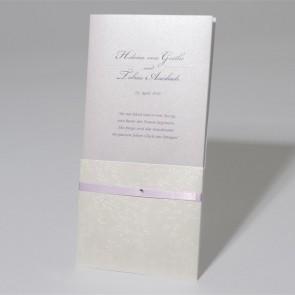 Einladung zur Hochzeit als Pocket-Karte