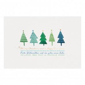 Aquarell Bäume - 631046