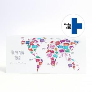 Spendenkarte - 80008