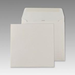 Umschlag mit breiter Klappe, quadratisch