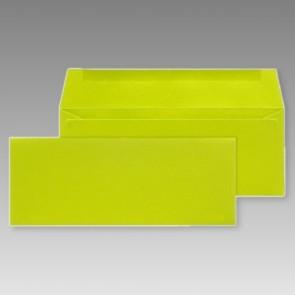 Schmales Kuvert, grün