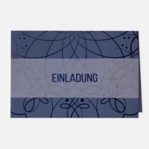 Einladung zur Kommunion mit Einsteckkarte