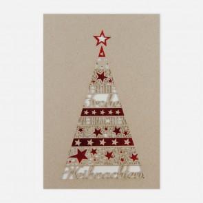 Vorschau Weihnachtskarte