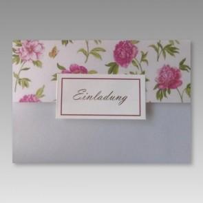 Exklusive Einladungskarte 80. Geburtstag