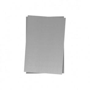 120g Bogen in Silbermetallic
