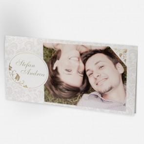 Einladungskarte für eigenes Foto
