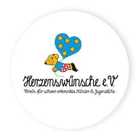 Spendenkarte Herzenswünsche e.V.