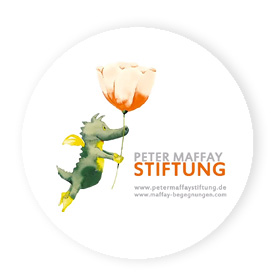 Spendenkarte Peter Maffay Stiftung