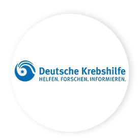 Spendenkarte Deutsche Krebshilfe