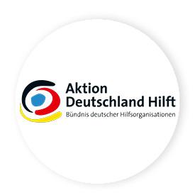 Spendenkarte Aktion Deutschland hilft