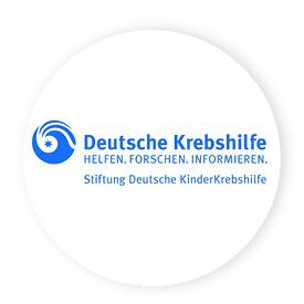 Spendenkarte Stiftung Deutsche Kinderkrebshilfe
