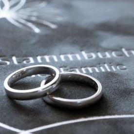 Informationen zur standesamtlichen Hochzeit
