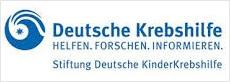 Logo Deutsche Kinderkrebshilfe